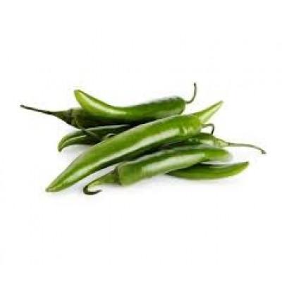 Chillies Green 100g