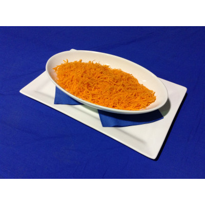 Carrot Grated 500g