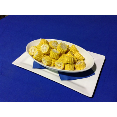 Sweetcorn Portion Cut  500g
